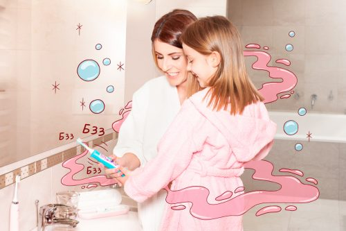 Знаете ли как да миете зъбите си правилно?