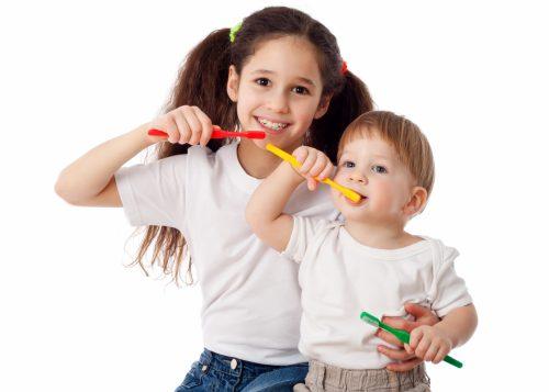Грижа за детските зъби